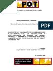 Diagnostico Procesos to Legalizacion Revision Pot