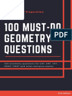 Kitabee's 100 Geometry Questions File