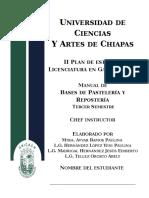 Manual Bases de Repostería II Plan