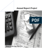 Annual Report Project