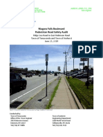 NFB Pedestrian Road Safety Audit Sept 2018