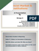 Grp 2 Financial Market Institutions Rev