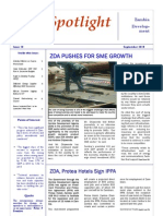 ZDA Spotlight - September 2010