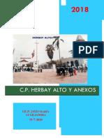 SOBRE Herbay Alto Cañete - Lima - Perú 2018