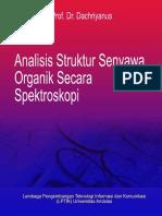 Analisis Struktur Senyawa Organik Secara Spektroskopi