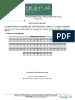 Edital Gabaritos Preliminares 471