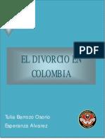 Divorcio en Colombia