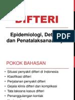 epidemiologi presentasi