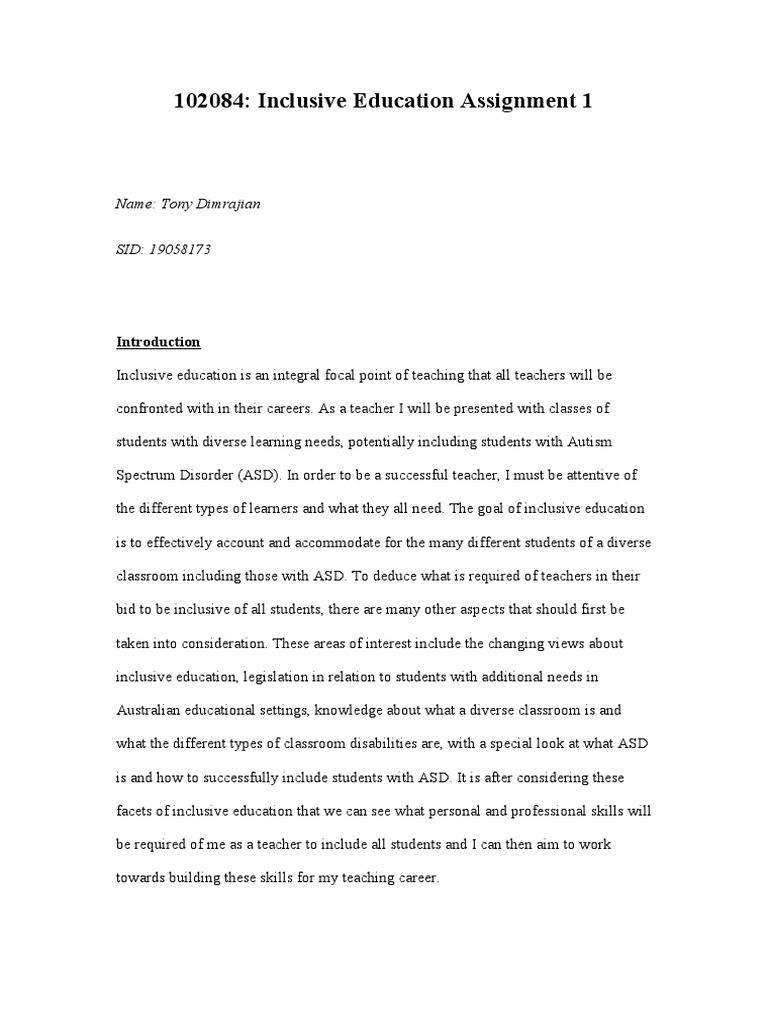 Civil service essay