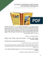 Dan Petang Yang Diajarkan Nabi Bacaan Dan Ketentuan Membacanya.pdf