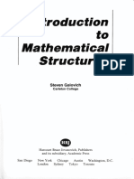 [Steven Galovich] Introduction to Mathematical Strategy