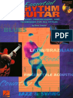 [Trovato, Steve] Essential Rhythm Guitar Pattern