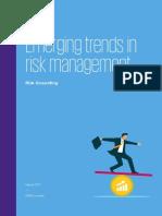 Emerging Trends in Risk Management