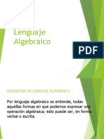 2.1 Lenguaje Algebraico.ppt