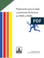 Tenis y Padel Preparacion