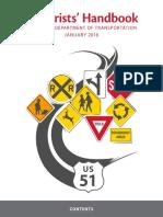 Bds126 Motorists Handbook