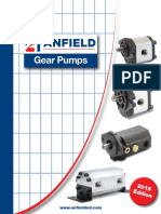 2016 Gear Pump Catalog R9016