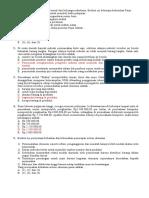 Soal UCUN Ekonomi MGMP 2014_Bu Eny2 + Kunci