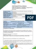 Guía de actividades y rúbrica de evaluación - Actividad 3-Diagnosticar y caracterizar el problema de investigación (1) (3).pdf