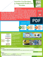 Poster Presentation AR Advert