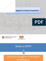 Cefr in House