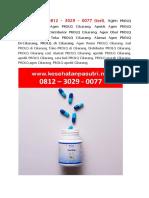 PROLQ Cikarang 0812 – 3029 – 0077 (tsel), Agen PROLQ Cikarang