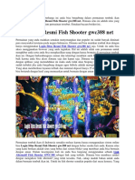 Login Situs Resmi Fish Shooter Gwc388 Net