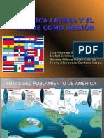 America Latina y El Caribe Como Region Expo