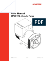 STAMFORD Parts Manual Issue 13