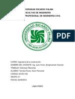 Datos Importantes Del Río Rímac