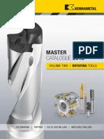 Master Catalog 2018 Vol. 2 Rotating Tools English Metric