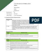 RPP Kls X KD 3.5 (Larutan Elektrolit Dan Non Elektrolit)