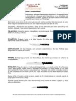 Cuchillería - Tipos de Cuchillos y Características