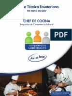 Chef de Cocina - Requisitos de Competencia Laboral.pdf