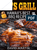 BBQ - Let's Grill Hawaii's Best BBQ - David Martin