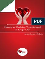 Manual de Dedicina Transfusional 2013