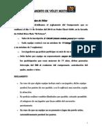Reglamento de Voley Mixto CopA2