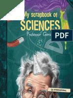 My Scrapbook of Science by Professor Genius