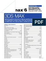3Ds Max Shortcuts