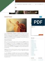 Historia Del Mito de Prometeo