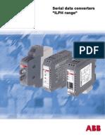 ABB Serial Data Converters[1]