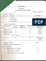 Economics Qus Paper