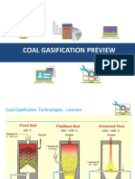 Coal Gasification Preview