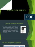 Sensores de Presion 2017