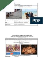 Laporan Kegiatan Pokdarwis Teluk Selahang