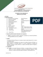 Spa Derecho Financiero - 2018-2