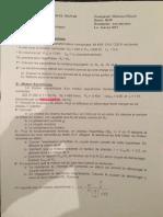 Examens Semestre 1 - 1GI
