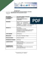 Inscripciones al Diplomado en Periodismo Digital y Nuevas Narrativas