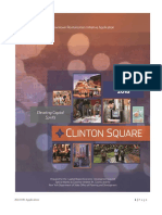 City of Albany Clinton Square Application Final