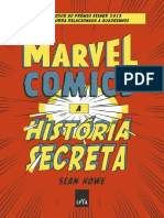 Marvel Comics-A Historia Secreta